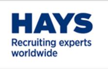 vacature crm marketeer hays logo